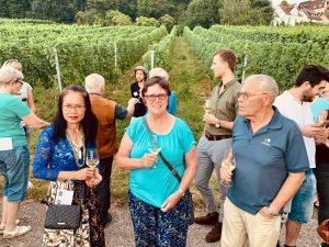 Sunset Winetasting Collegium Wirtemberg